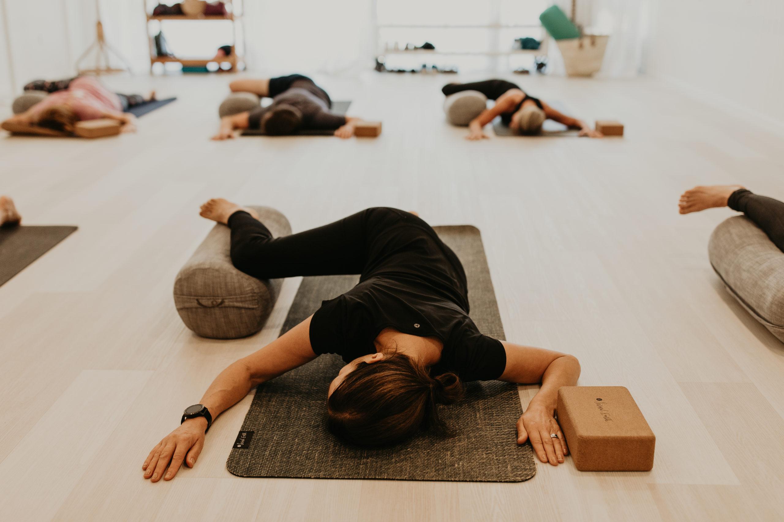 Yoga wellness course event workshop buderim lady yin