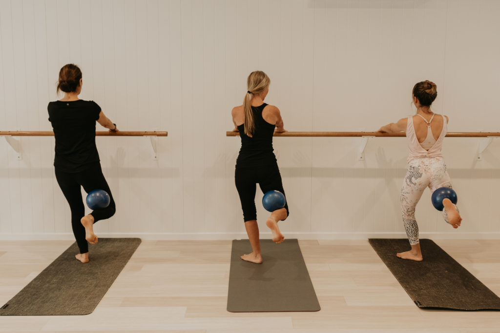 Barre Yoga Studio Women Yoga Mats