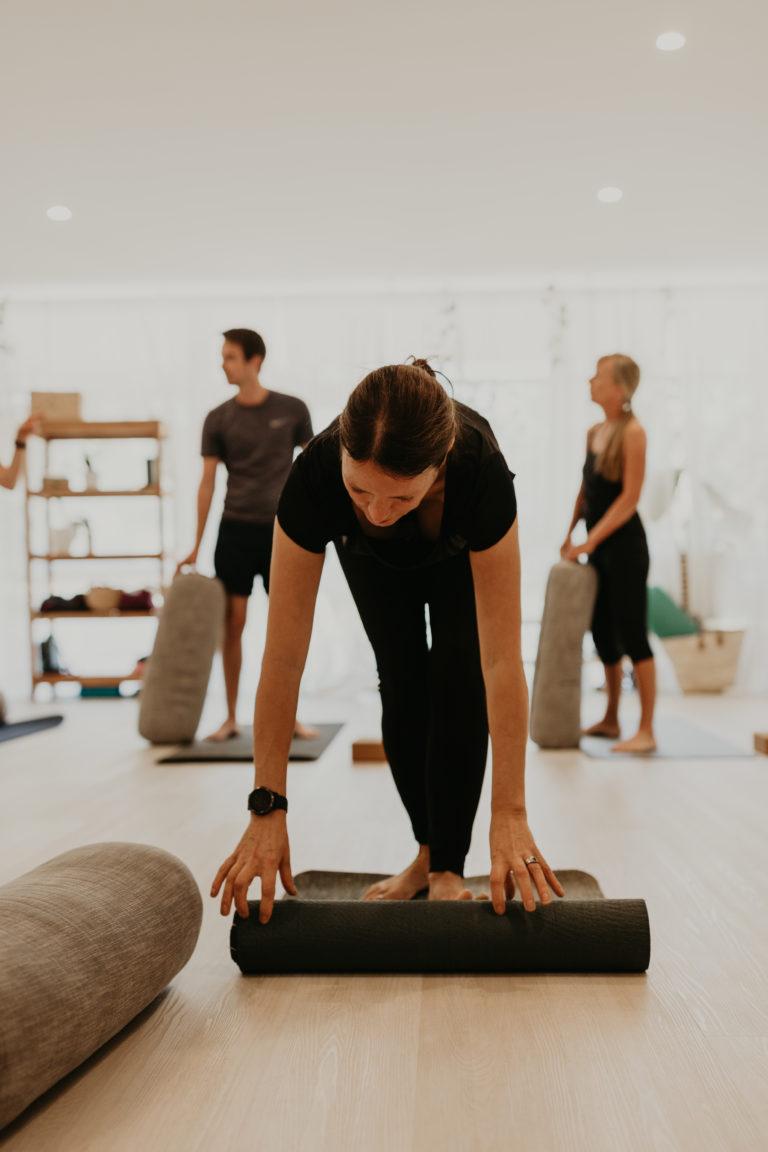 Haven Yoga Barre Buderim Pilates Kids Retreats buderim mat