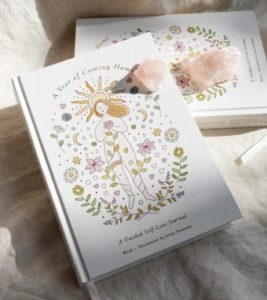 haven yoga barre pilates studio retail shop gratitude diary