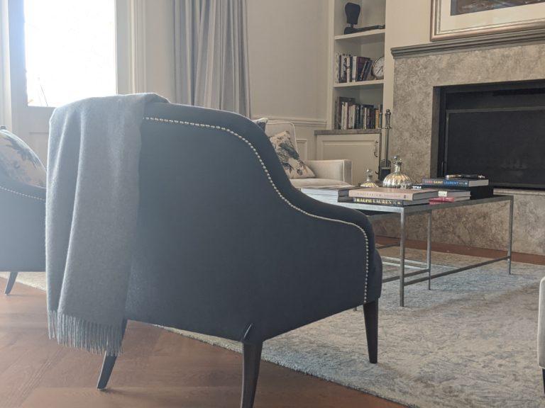 luxury retreat yoga chair vines