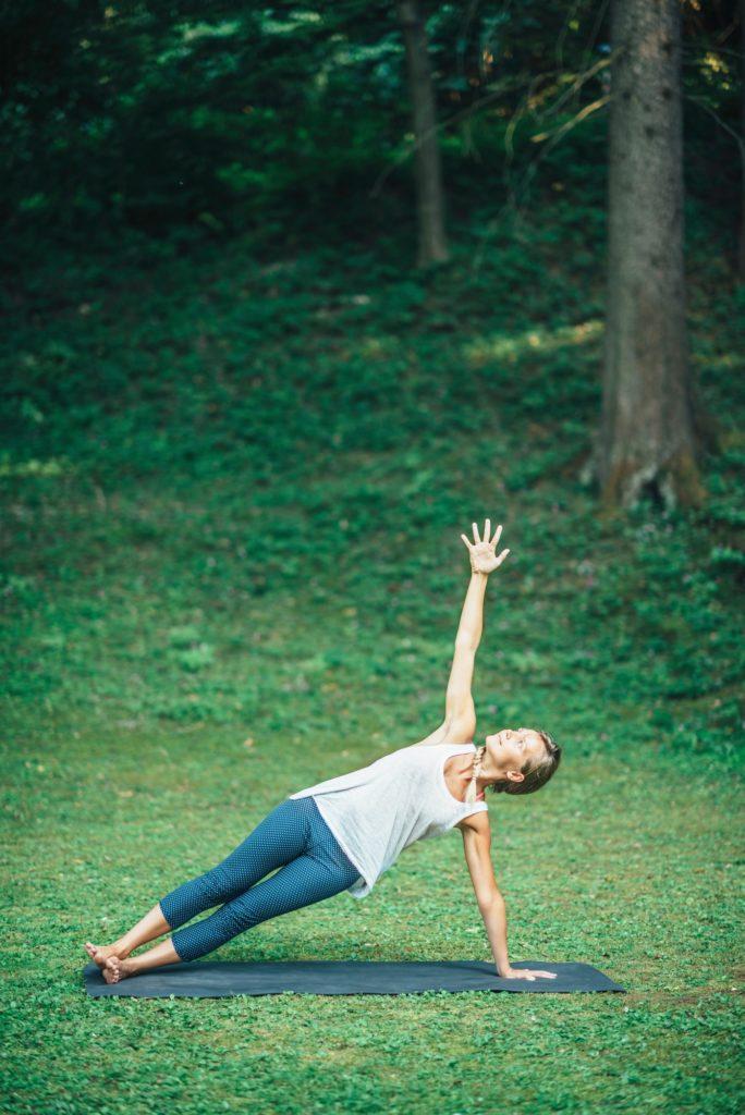 yoga wellness retreat qld queensland nature outdoors