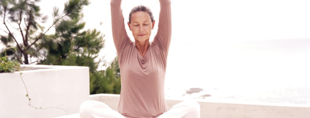 Yoga Courses Sunshine Coast Woman Meditation