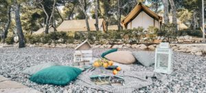 yoga wellness retreat qld camping glamping outdoor