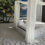 luxury yoga wellness retreat queensland qld bed beach