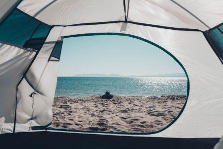 Yoga retreat camping glamping sunshine coast