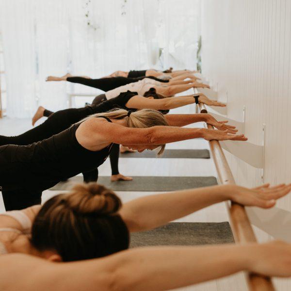 Yoga Barre Sunshine Coast Buderim Women studio