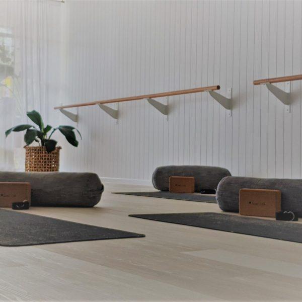haven yoga barre pilates buderim studio